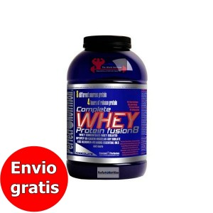 Complete Whey Protein Fusion 8 - 5lb / 2270gr