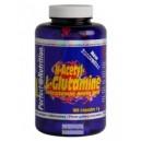 N-Acetyl L-Glutamine - 180 capsulas