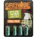 Grenade Thermo Detonator - 4 capsulas